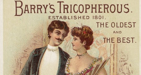 O Marketing e o Barry's Tricopherous