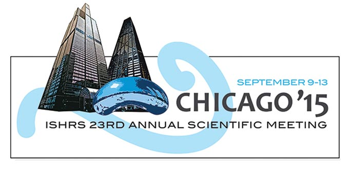 ISHRS 23rd Annual Scientific Meeting, Chicago – USA 2015